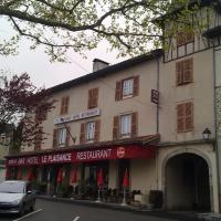 Hotel Pictures: Hôtel Restaurant Le Plaisance, Maurs
