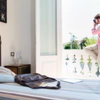 Classic Single Room with Balcony