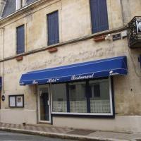 Hotel Pictures: Hôtel de la Halle, Gontaud-de-Nogaret