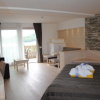 Junior Suite with Balcony and Lake View