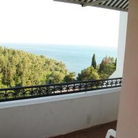 Quadruple Room with Balcony and Sea View