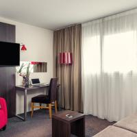 Junior suite with 1 Double Bed and Sofa