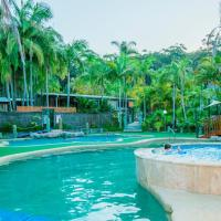 Hotel Pictures: The Palms At Avoca, Avoca Beach
