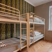 Bed in 4-Bed Mixed Dormitory Room with Bathroom