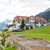 Hotel Pictures: Hotel Meisser, Guarda