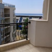 Small One-Bedroom Apartment with Balcony