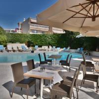 Hotel Pictures: Hotel De La Mer, Golfe-Juan