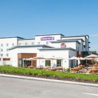 Hotel Pictures: Premier Inn Stoke on Trent - Hanley, Stoke on Trent