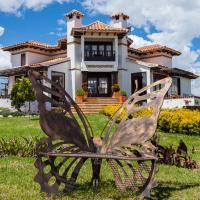 Hotel Pictures: Hotel Boutique Caney Villa de Leiva, Santa Sofía