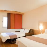 Standard Room with 1 Double Bed and 1 Single Bed (2 Adults)