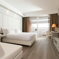 Superior Triple Room with Partial Sea View