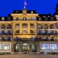 Hotel Pictures: Hotel Royal St Georges Interlaken Mgallery by Sofitel, Interlaken