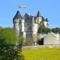 Hotel Pictures: Chambres d'Hôtes Château de la Motte, Usseau