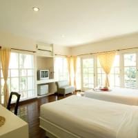 Superior Twin Room with Pool View