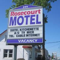 Zdjęcia hotelu: Rosecourt Motel, Stratford