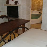 Trullo Studio with Hot Tub