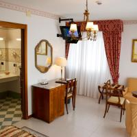 Superior Double or Twin Room with Terrace and Sea View