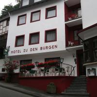Hotelbilleder: Hotel zu den Burgen, Kamp-Bornhofen