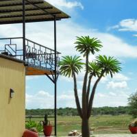 Hotellikuvia: Ovita Wildlife Restcamp, Okazize
