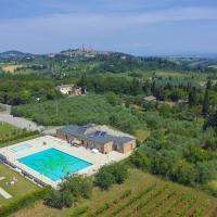Zdjęcia hotelu: Camping Il Boschetto Di Piemma, San Gimignano