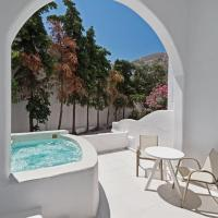 Senior Suite with Outdoor Jetted Tub