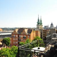 Duplex Apartment with balcony and Parliament view - 1015 Donáti utca 53.