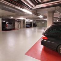 Business Suite with Free Parking