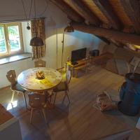 Small Duplex Apartment