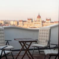 Superior apartment with terrace and Parliament view - 1015 Toldy Ferenc utca 44/a.