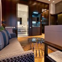 Executive King Suite - Non-Smoking