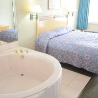 Luxury King Suite with Spa Bath