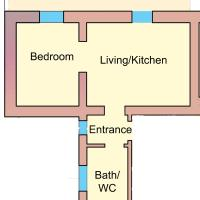 Standard One-Bedroom Apartment with Free Tauern Spa Entry