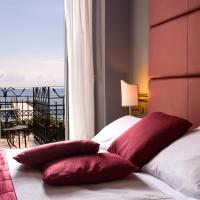 Double or Twin Room with Balcony and Sea View