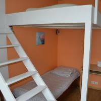 Standard Studio 1 Double Bed in mezzanine