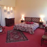 Superior double room with vineyard view