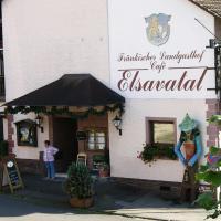 Hotelbilleder: Fränkischer Landgasthof Elsavatal, Mespelbrunn