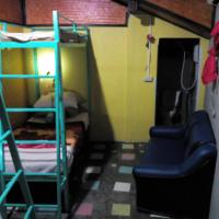 Single Bed in 4-Bed Male Dormitory Room