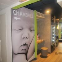 Hotel Pictures: ibis budget Remiremont, Remiremont