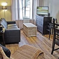 Deluxe Two-Bedroom Apartment with Balcony - Konevova 47
