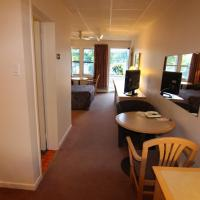 Economy Double Room with Two Double Beds with River View