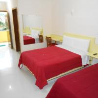 Deluxe Quadruple Room with Two Double Beds