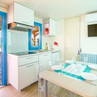 Premium Two-Bedroom Mobile Home with Terrace