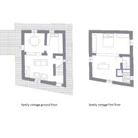 One-Bedroom Holiday Home- Split Level