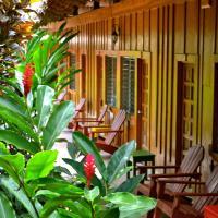Jungle Lodge Tikal Hostal