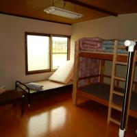 Bunk Bed in Female Dormitory Room  - Non-Smoking