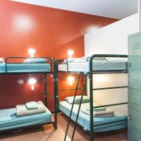 Single Bed in 16-Bed Female Dormitory Room