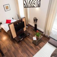 Apartment with Mezzanine
