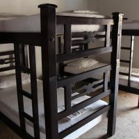 Bed in 8-Bed Mixed Dormitory Room with Air Conditioning