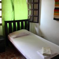 Single Bed in Mixed Dormitory Room with Air-Conditioning