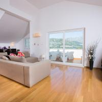 Three-Bedroom Apartment with Sea View - Penthouse